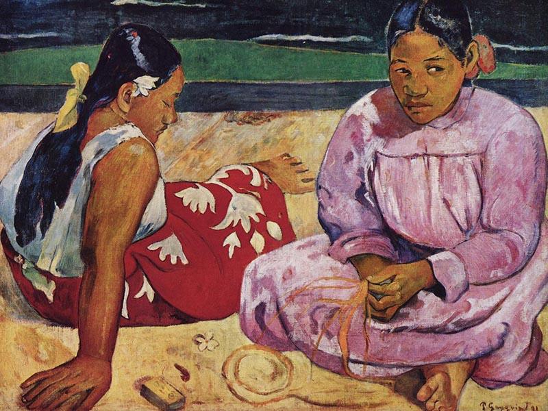 Πολιτισμός - Ζωγραφική - Πολ Γκωγκέν