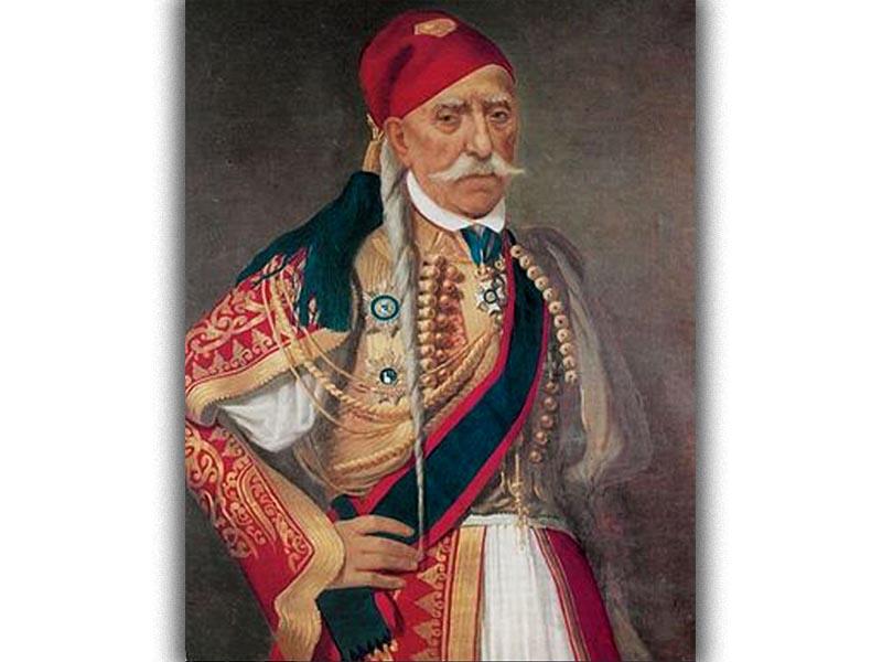 Ελληνική Επανάσταση 1821 - Δημήτριος Πλαπούτας