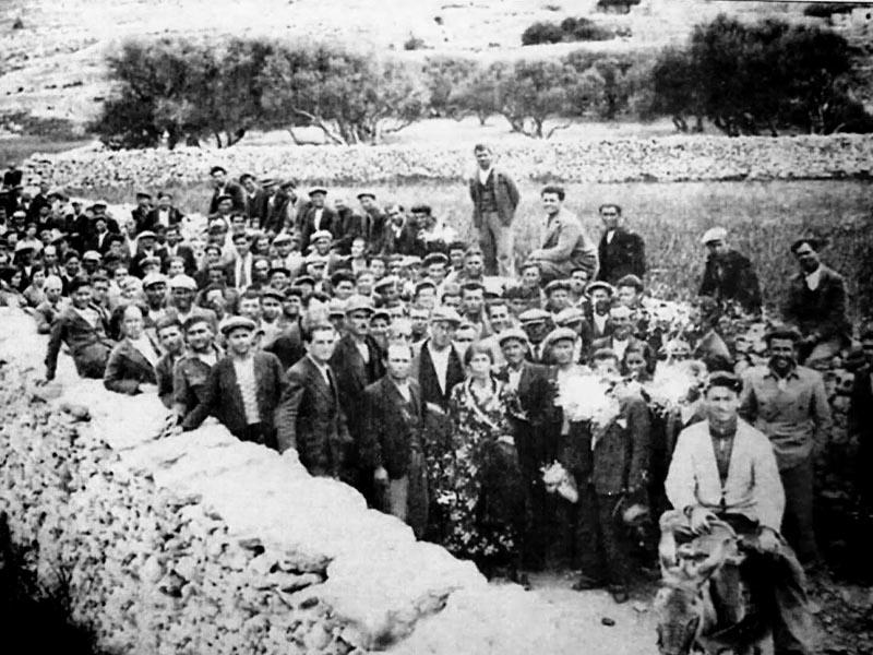 ΚΚΕ - Εξορία - Φολέγανδρος - δραπέτευση, 1941