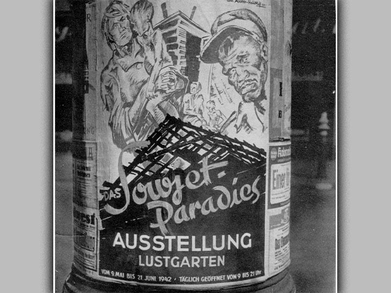 Ναζιστική Γερμανία - Αντισοβιετική έκθεση, 1942