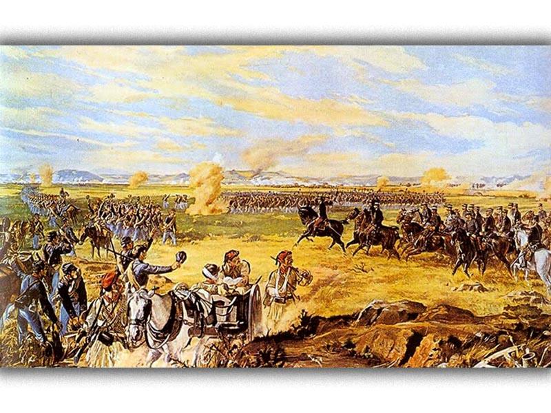 Ελληνοτουρκικός πόλεμος 1897 - Η μάχη του Δομοκού