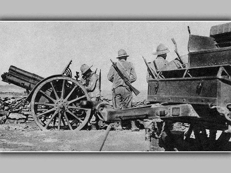 Ιταλία - Αιθιοπία - Εισβολή, 1936