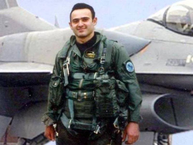 Ελληνική Πολεμική Αεροπορία - Κωνσταντίνος Ηλιάκης - Αερομαχία στην Κάρπαθο, 2006