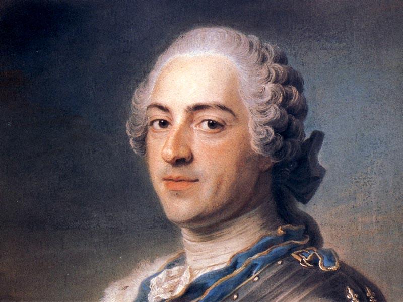 Γαλλία - Λουδοβίκος ΙΕ'