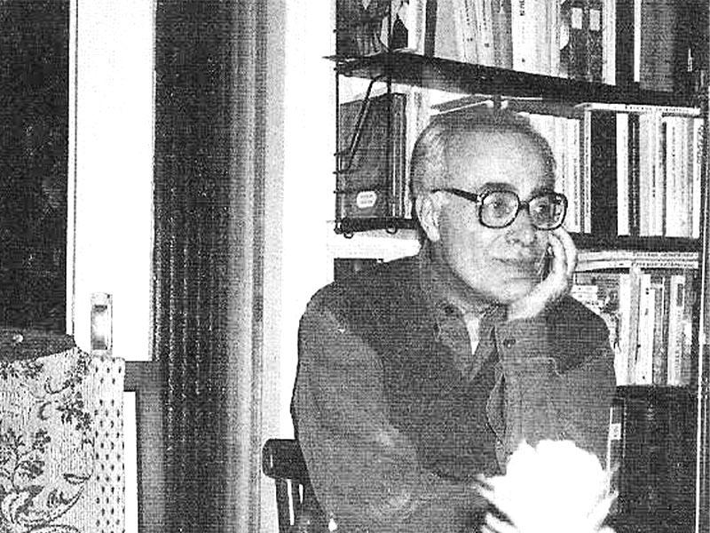 Πολιτισμός - Λογοτεχνία - Μήτσος Αλεξανδρόπουλος - ΕΛΑΣ - ΔΣΕ