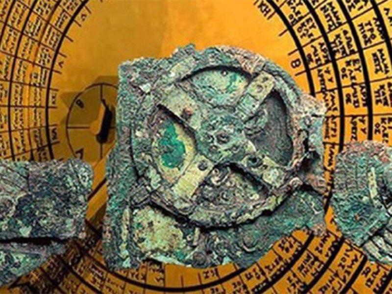 Επιστήμες - Αρχαιολογία - Βαλέριος Στάης - Μηχανισμός των Αντικυθήρων
