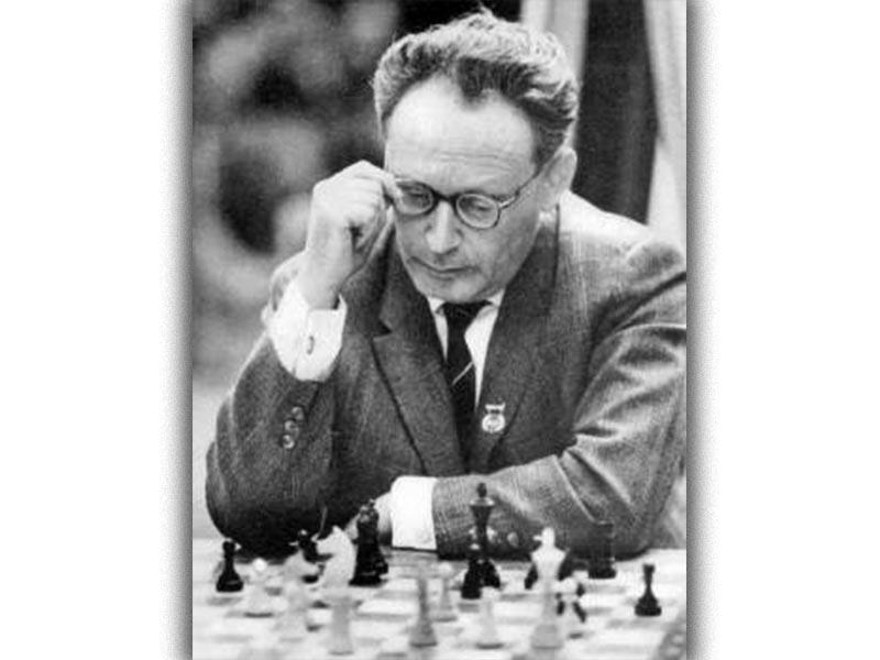 Αθλητισμός - Σκάκι - Μιχαήλ Μποτβίνικ - ΕΣΣΔ