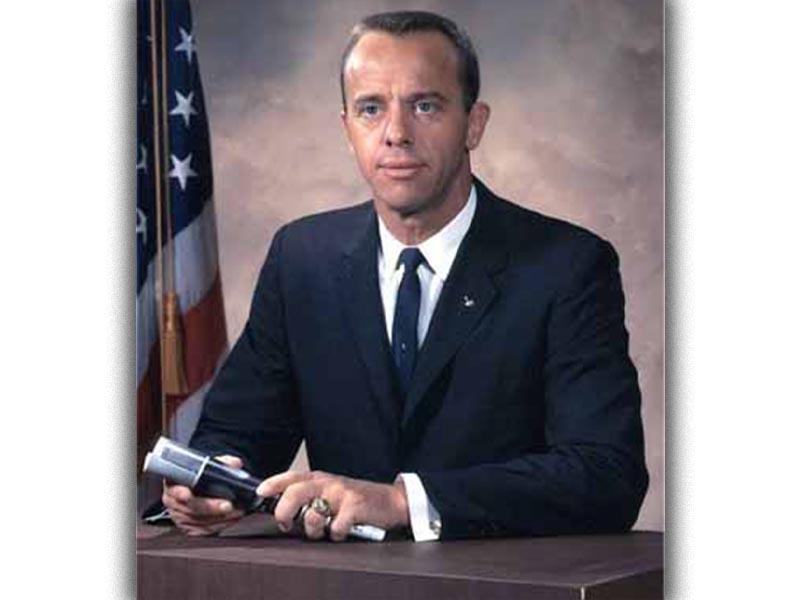 ΗΠΑ - Διαστημικό πρόγραμμα - Μέρκιουρι - Άλαν Μπάρτλετ Σέπαρντ