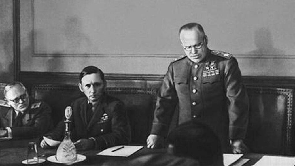 9 Μάη 1945 - Ημέρα αντιφασιστικής Νίκης των Λαών