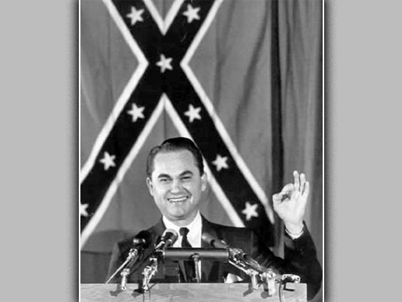 ΗΠΑ - αντικομμουνισμός - Τζορτζ Ουάλας