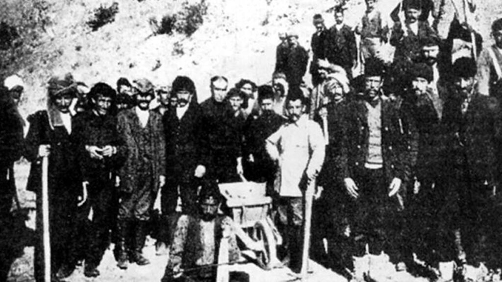 Πόντιοι - Γενοκτονία, 1919