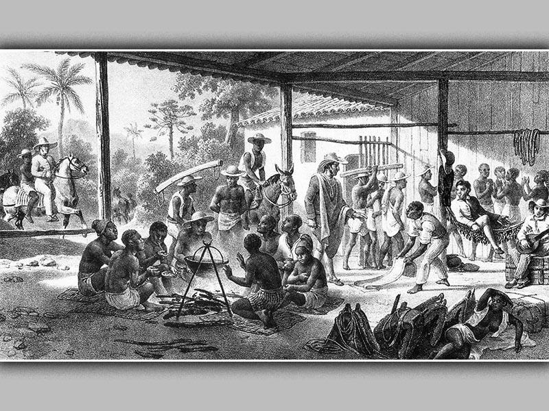 Βραζιλία - δουλεία