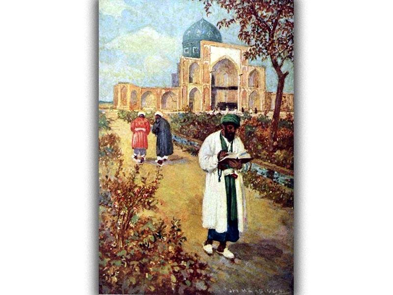Πολιτισμός - Ζωγραφική - Τζέι Χάμπιτζ