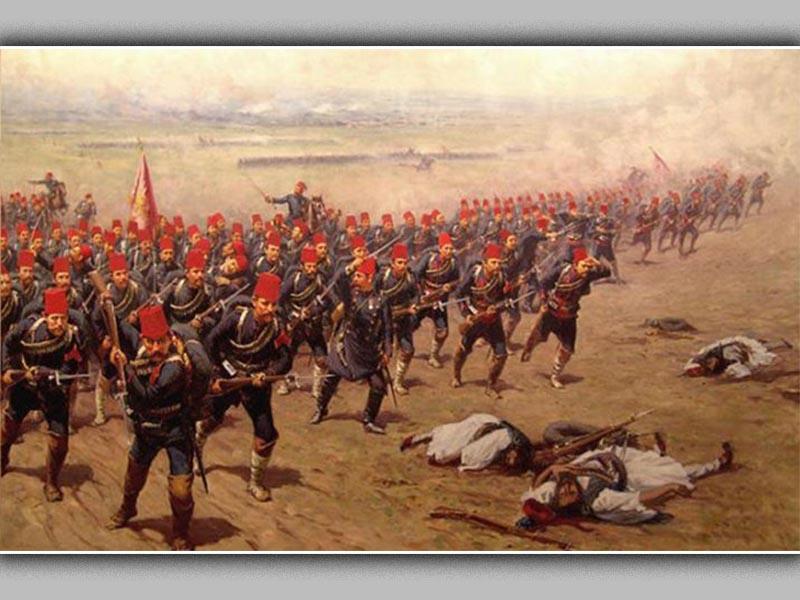 Ελλάδα -Τουρκία - ελληνοτουρκικός πόλεμος, 1897
