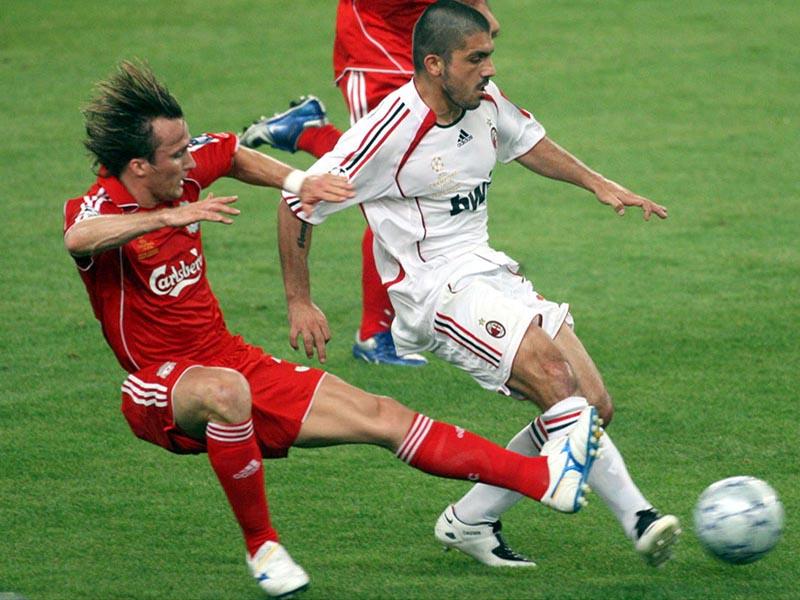 Ποδόσφαιρο - τελικός Champions League 2007 - Αθήνα - Μίλαν-Λίβερπουλ