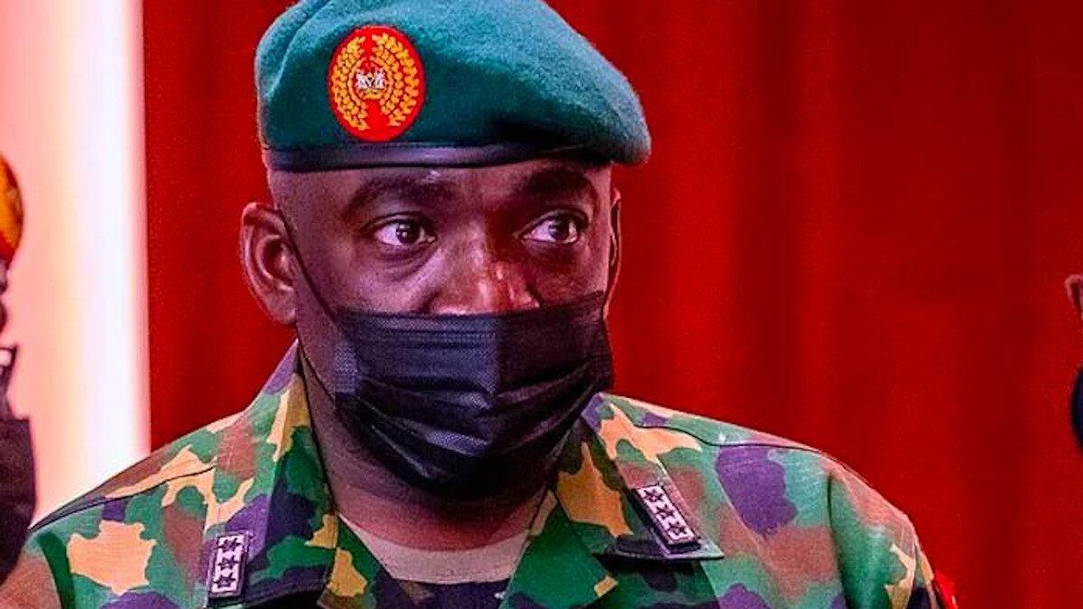 Αρχηγός του στρατού της Νιγηρίας