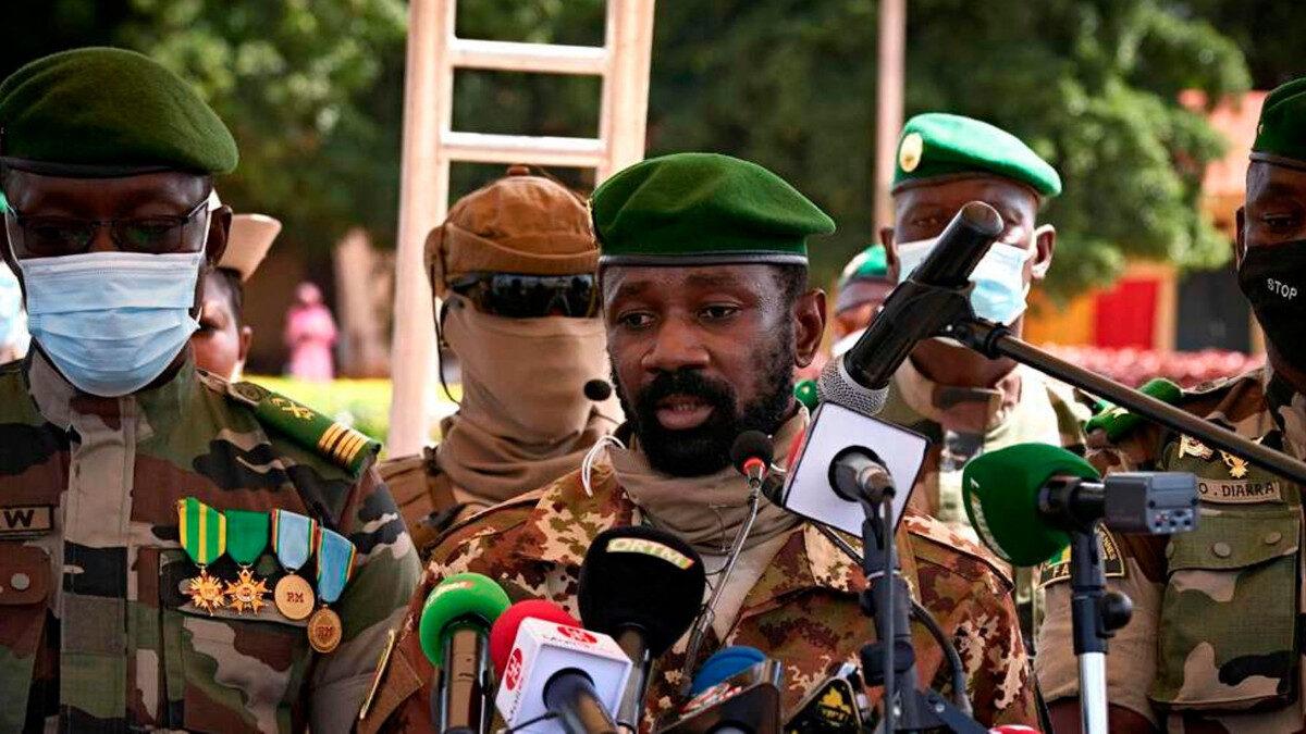 O Assimi Goita, ο στρατηγός που ηγήθηκε το πραξικόπημα τον Αύγουστο του 2020