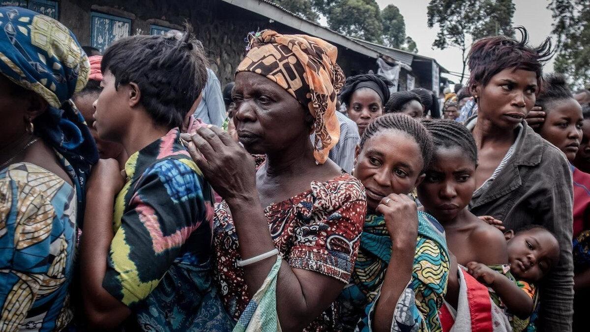 Εκκένωση της Γκόμα