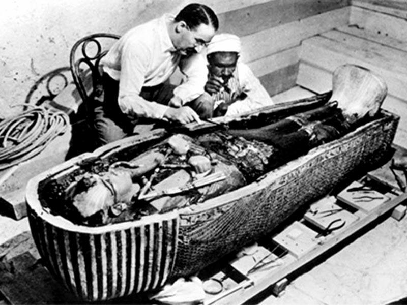 Επιστήμες - Αρχαιολογία - Χάουαρντ Κάρτερ