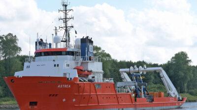 Καλωδιακό πλοίο ''ΑΣΤΡΕΑ'' Ν.Π.11651
