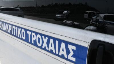 Όχημα της αστυνομίας - Ανακριτικό Τροχαίας