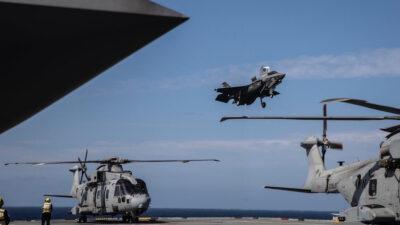Steadfast Defender 2021 – Πορτογαλία: «Ημέρα διακεκριμένων επισκεπτών» για το ναυτικό μέρος της ασκήσεως