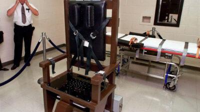 Ηλεκτρική καρέκλα στις ΗΠΑ