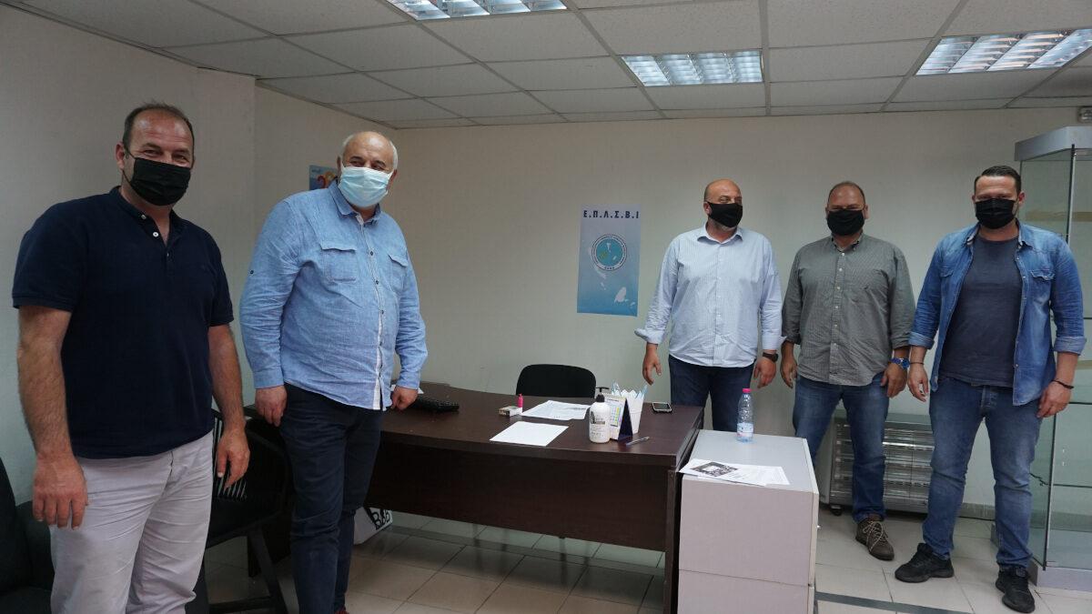 ΕΠΛΣ Βορείου Ιονίου (Μέλος της ΠΟΛ) με ΚΚΕ - Νίκος Καραθανασόπουλος