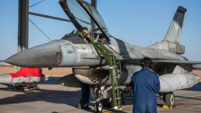 Ελληνικά F-16 στη Σαουδική Αραβία