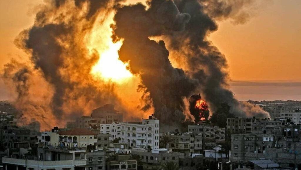 Δολοφονικοί βομβαρδισμοί του Ισραήλ κατοικημένων περιοχών στη Παλαιστίνη, Λωρίδα της Γάζας - Μάης 2021