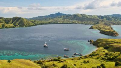 Νήσος Παντάρ, Ινδονησία