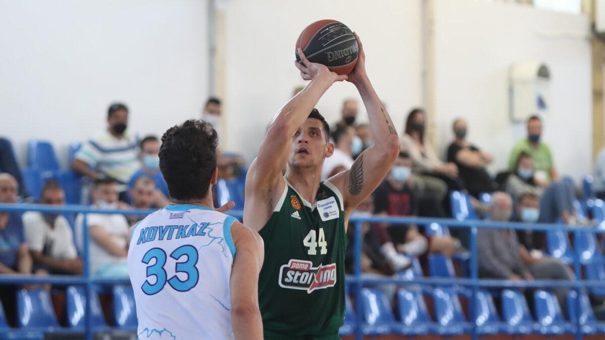 Basket League: Ιωνικός - Παναθηναϊκός
