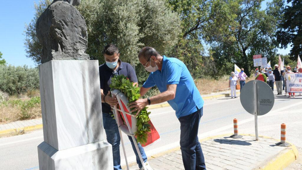 Εκδήλωση ΕΕΔΥΕ στο Μαραθώνα