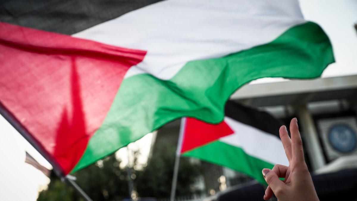 Σημαία της Παλαιστίνης