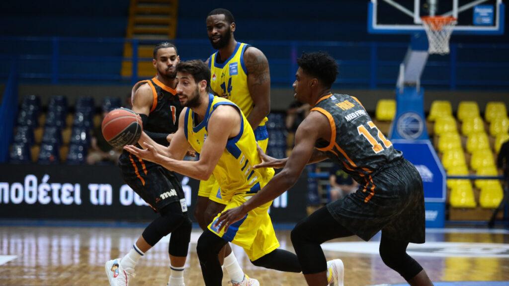 Basket League: Περιστέρι - Προμηθέας