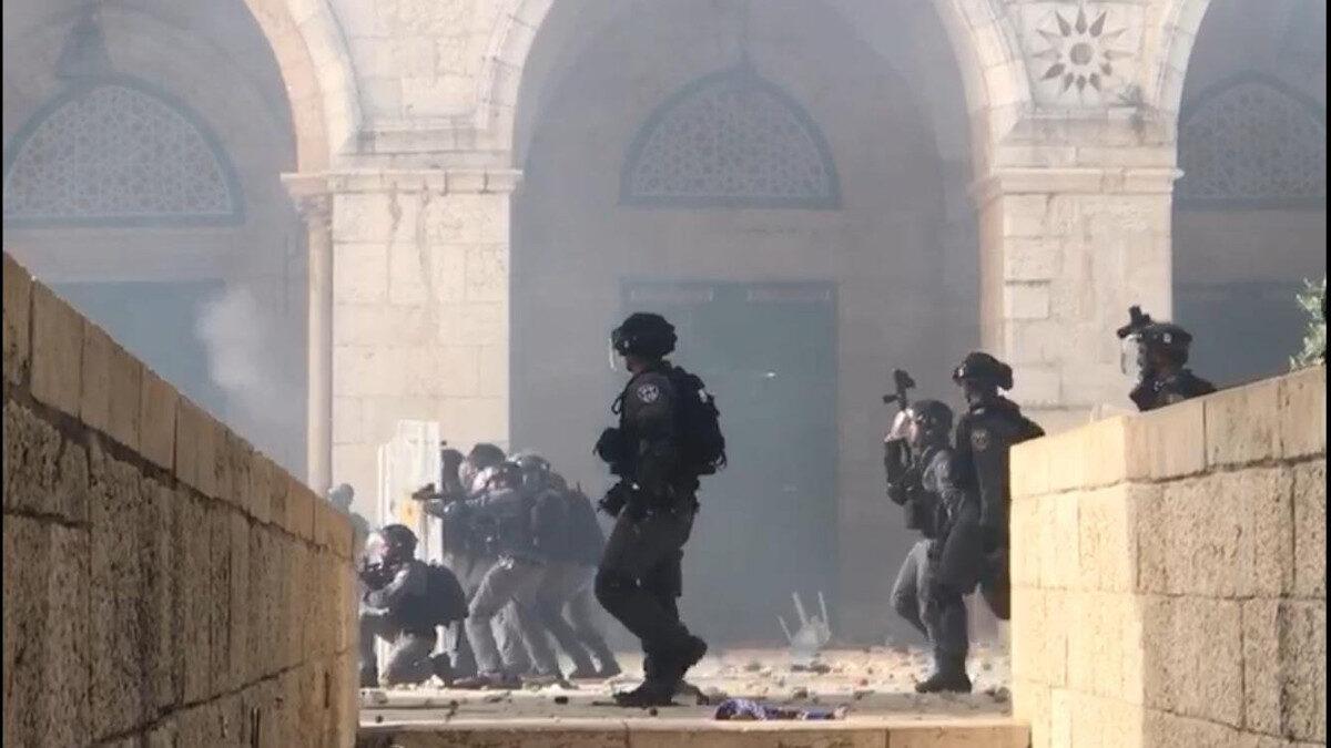 Επιθέσεις των κατοχικών δυνάμεων του Ισραήλ σε Παλαιστίνιους στην Ανατολική Ιερουσαλήμ