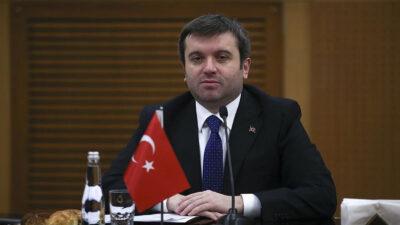 Γιαβούζ Σελίμ Κιράν, υφυπουργός Εξωτερικών της Τουρκίας