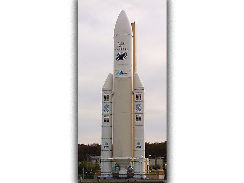 ΕΕ - Διαστημικό πρόγραμμα - Αριάν 5