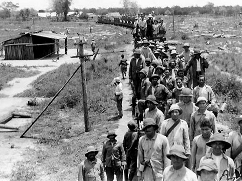 Βολιβία - Παραγουάη - Πόλεμος του Τσάκο, 1932
