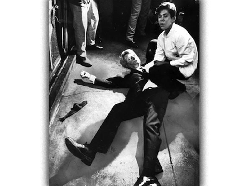 ΗΠΑ - Προεδρία - Ρόμπερτ Κέννεντυ - δολοφονία, 1968