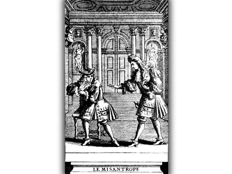 Πολιτισμός - Θέατρο - Μολιέρος