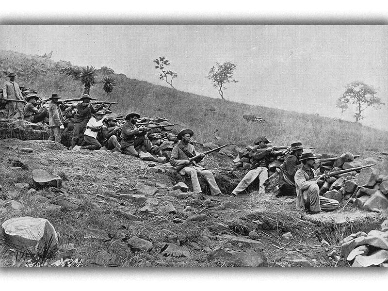 Νότια Αφρική - Βρετανία - Ολλανδία - Β' πόλεμος των Μπόερς, 1902