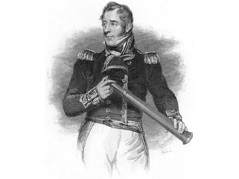 Ελληνική Επανάσταση 1821 - στόλος - Ναύαρχος Κόχραν