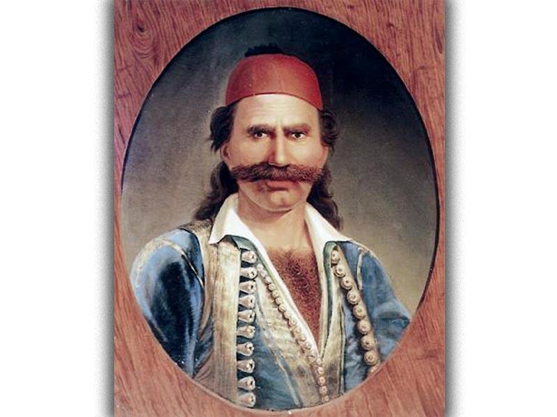 Ελληνική Επανάσταση 1821 - Οδυσσέας Ανδρούτσος