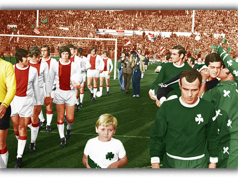 Αθλητισμός - Ποδόσφαιρο - ΠΑΟ - Άξιαξ - τελικός κυπέλλου πρωταθλητριών Ευρώπης 1971