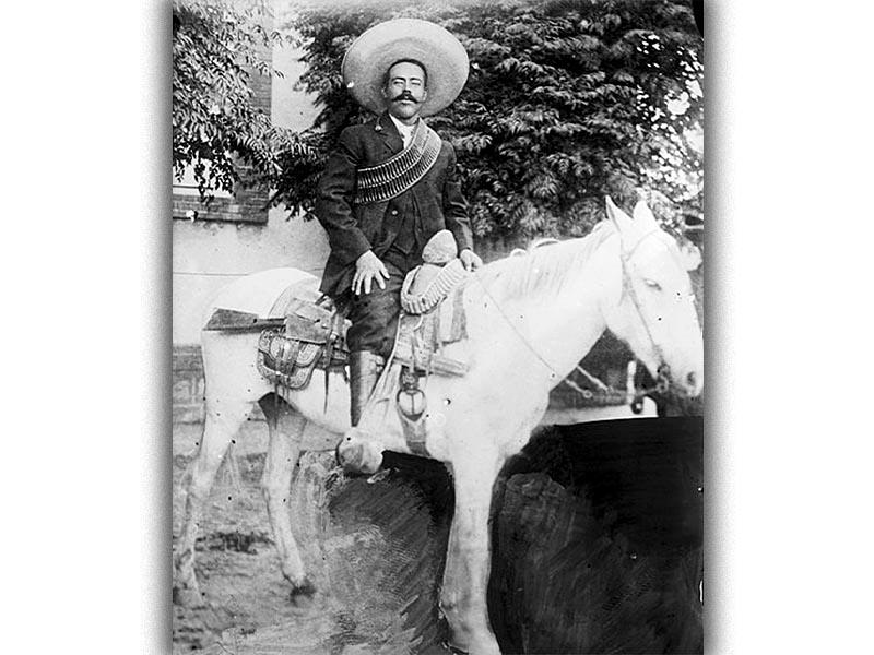 Μεξικό - Επανάσταση 1910-20 - Πάντσο Βίλλα