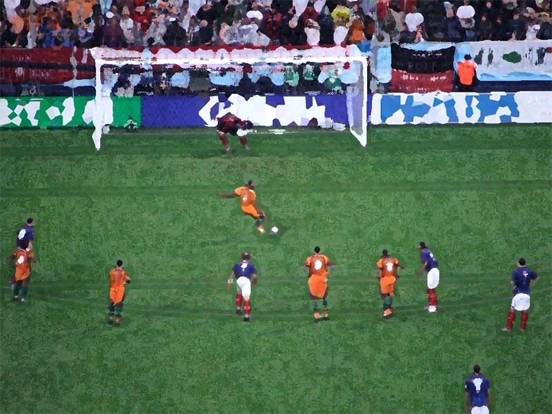 Αθλητισμός - Ποδόσφαιρο - Κανόνες - Πέναλτυ