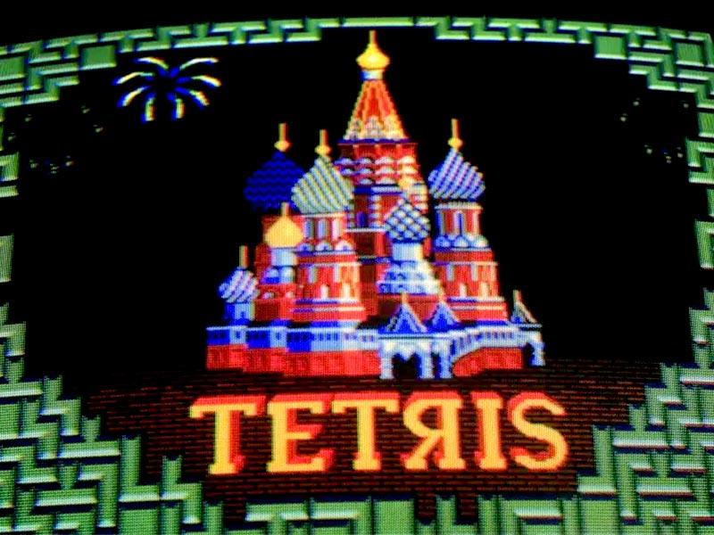 ΕΣΣΔ - Η/Υ - Αλεξέι Παζίτνοφ - Tetris