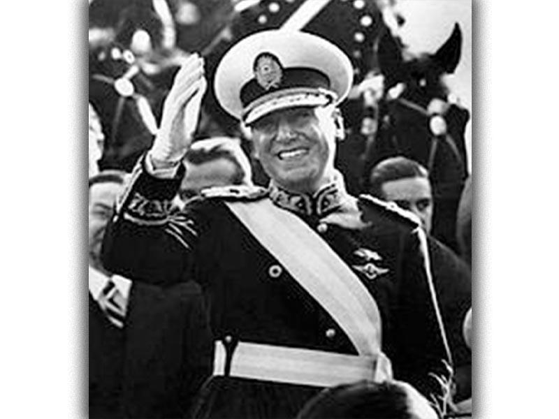 Αργεντινή - Σοσιαλδημοκρατία - Χουάν Περόν