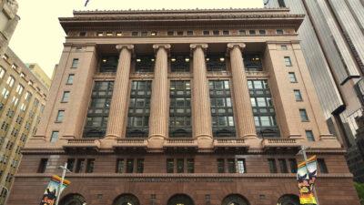 Commonwealth Bank of Australia - Κεντρικό κτίριο στο Σίδνεϊ της Αυστραλίας